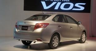 Toyota Vios 2017 mới