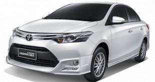 Toyota Vios 2017 vừa ra mắt tại thị trường Thái Lan.