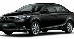 vóc dáng ngoại thất mới của xe Toyota Vios 2017