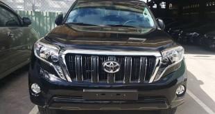 Xe Toyota Land Prado 2017