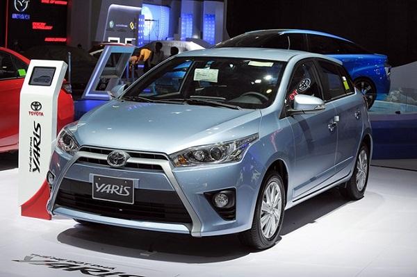 Yaris phiên bản mới bán ra tại Việt Nam đang có doanh số khá tốt