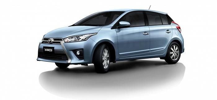 Toyota Yaris mới 2017