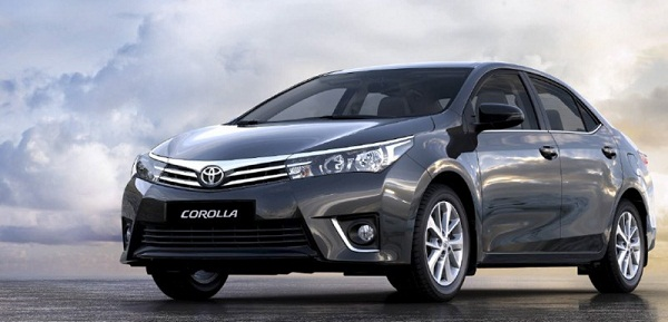 Toyota Corolla Altis 2017 facelift